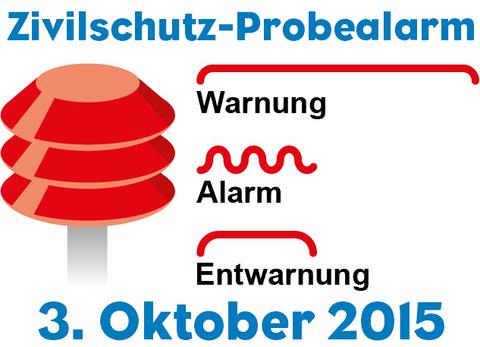 Zivilschutz-Probealarm 2015 Vorschau © ÖZSV