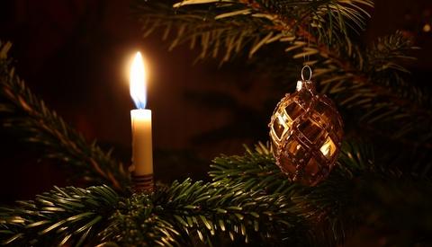 Sicher durch die Weihnachtszeit © Pixabay